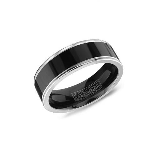 Torque Black Cobalt Wedding band CBB-0017 product image