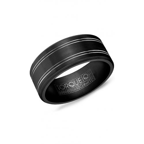 Torque Black Cobalt Wedding band CBB-0024 product image