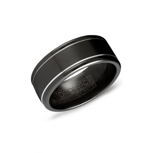 Torque Black Cobalt Wedding band CBB-2032 product image