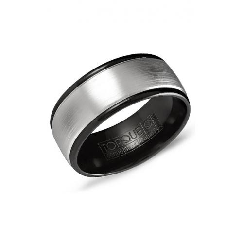 Torque Black Cobalt Wedding band CBB-2034 product image