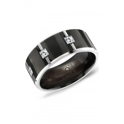 Torque Black Cobalt Wedding band CBB-2130 product image