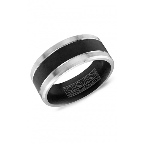 Torque Black Cobalt Wedding band CBB-7039 product image