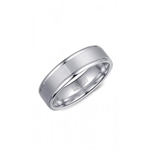 Torque Cobalt Wedding band CB-6925 product image