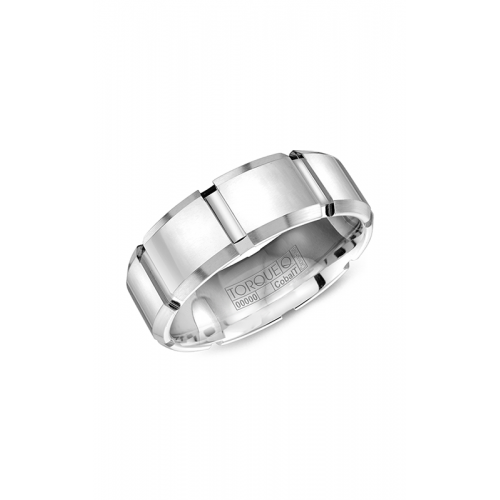 Torque Cobalt Wedding band CB-7108 product image