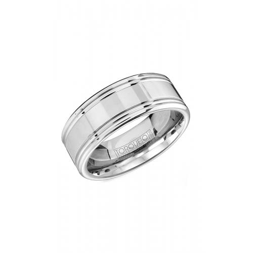 Torque Cobalt Wedding band CB-9124 product image
