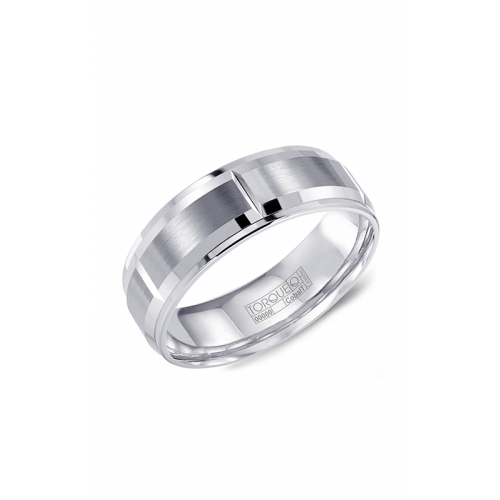 Torque Cobalt Wedding band CB-9402 product image