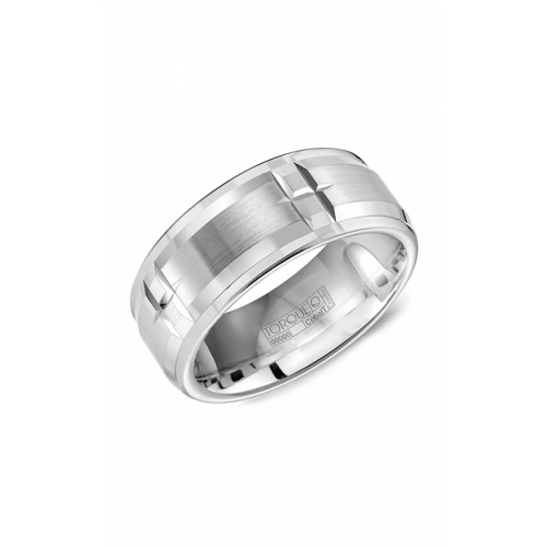Torque Cobalt Wedding band CB-9404 product image