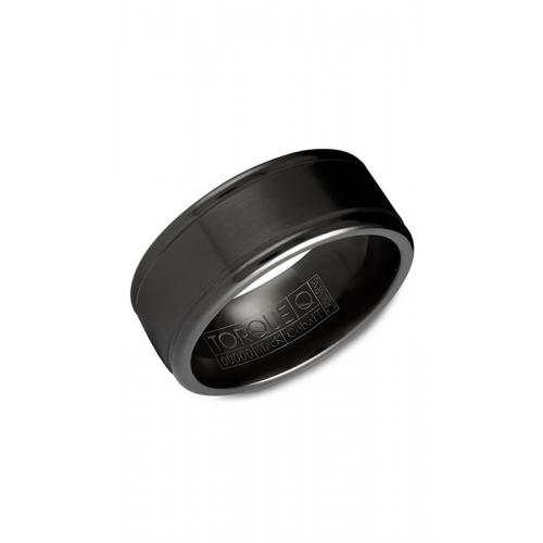 Torque Black Cobalt Wedding band CBB-2021 product image