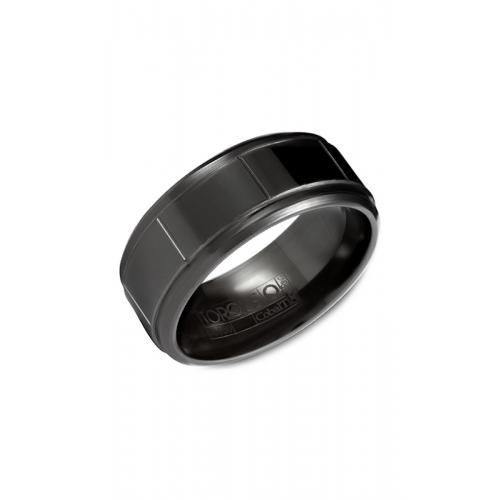 Torque Black Cobalt Wedding band CBB-2027 product image