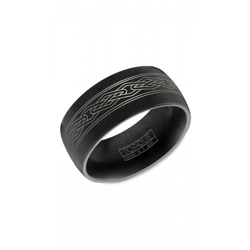 Torque Black Cobalt Wedding band CBB-7005 product image