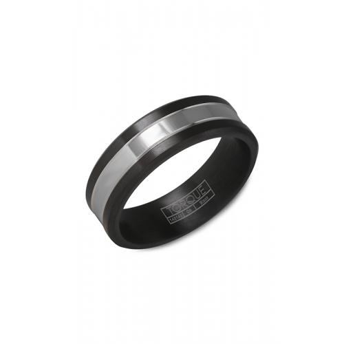 Torque Black Cobalt Wedding band CBB-7022 product image