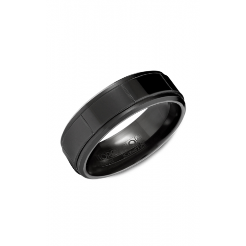 Torque Black Cobalt Wedding band CBB-7024 product image