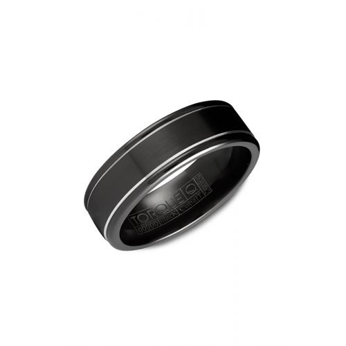 Torque Black Cobalt Wedding band CBB-7032 product image