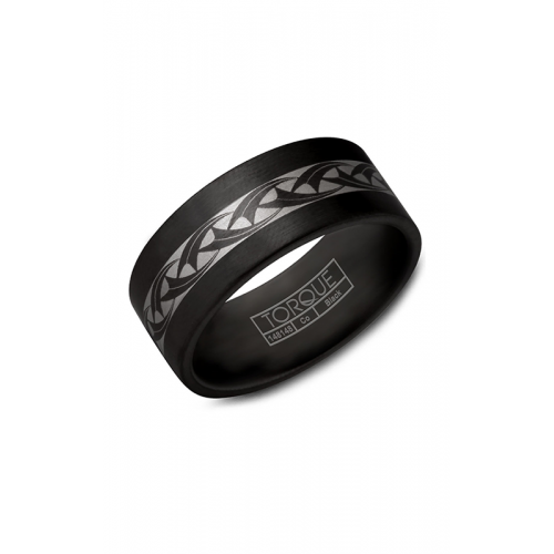 Torque Black Cobalt Wedding band CBB-9000-28 product image