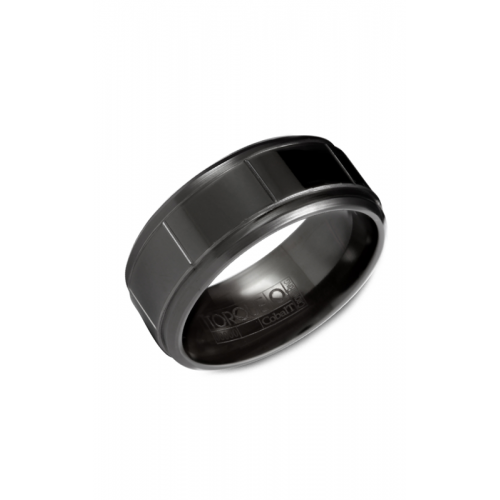 Torque Black Cobalt Wedding band CBB-0027 product image