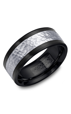 Torque Black Cobalt and Gold Wedding band CB005MW9 product image