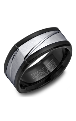 Torque Cobalt and Precious Metals Wedding band CB078MW9 product image