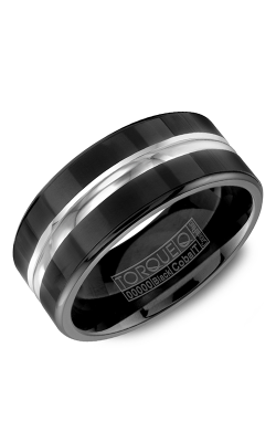 Torque Black Cobalt Wedding band CBB-0002 product image