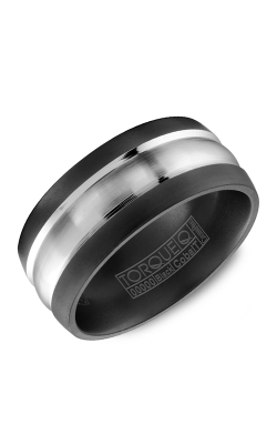 Torque Black Cobalt Wedding band CBB-0007 product image