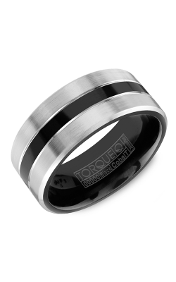 Torque Black Cobalt Wedding Band CBB-0028 product image