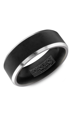 Torque Black Cobalt Wedding band CBB-7003 product image