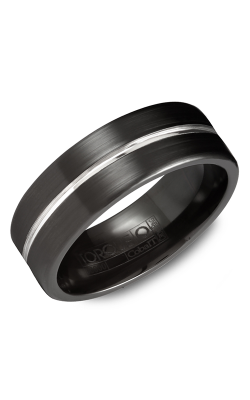Torque Black Cobalt Wedding band CBB-7014 product image