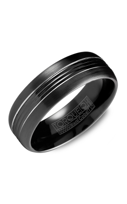 Torque Black Cobalt Wedding band CBB-7029 product image