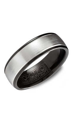 Torque Black Cobalt Wedding band CBB-7034 product image