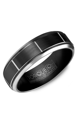 Torque Black Cobalt Wedding band CBB-7035 product image