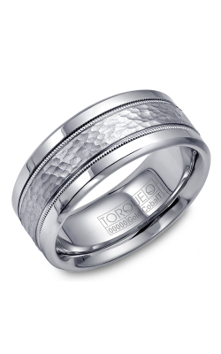Torque Cobalt and Precious Metals Wedding band CW003MW9 product image