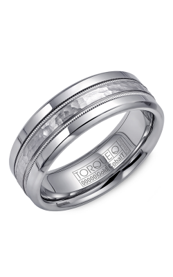 Torque Cobalt and Precious Metals Wedding band CW003MW75 product image