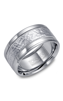 Torque Cobalt and Precious Metals Wedding band CW003MW105 product image