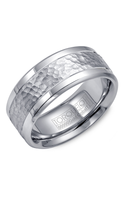 Torque Cobalt And Precious Metals Wedding Band CW005MW9 product image