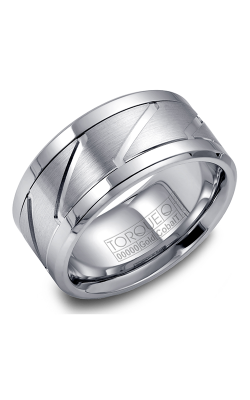 Torque Cobalt And Precious Metals Wedding Band CW013MW10 product image