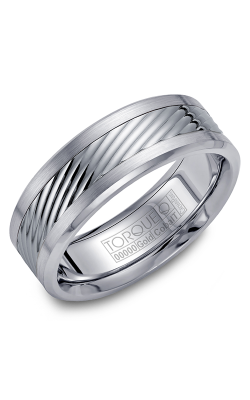 Torque Cobalt And Precious Metals Wedding Band CW015MW75 product image