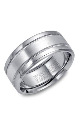 Torque Cobalt and Precious Metals Wedding band CW022MW9 product image
