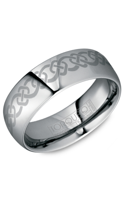 Torque Tungsten Wedding band TU-0006-4 product image