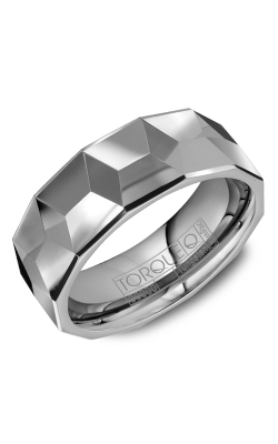 Torque Tungsten Wedding band TU-0028 product image