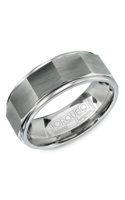 Torque Tungsten Wedding band TU-0029 product image