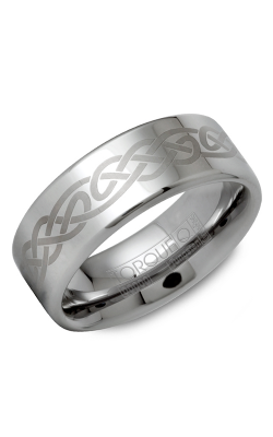 Torque Tungsten Wedding band TU-0039-13 product image