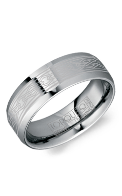 Torque Tungsten Wedding band TU-0191-14 product image