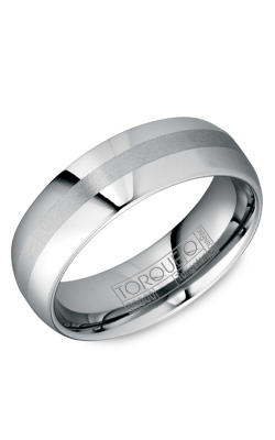 Torque Tungsten Wedding Band TU-0193 product image