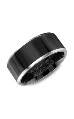 Torque Black Cobalt Wedding band CBB-0004 product image