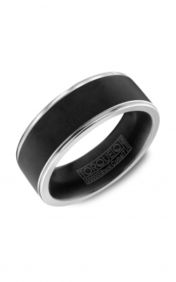 Torque Black Cobalt Wedding Band CBB-0009 product image