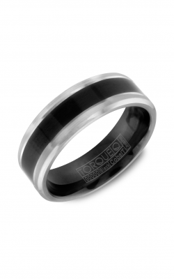 Torque Black Cobalt Wedding Band CBB-0018 product image