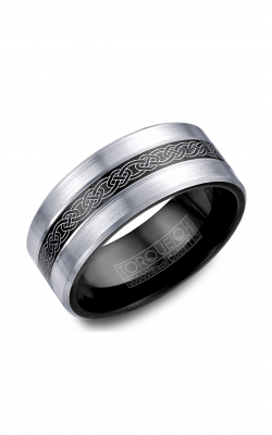 Torque Black Cobalt Wedding Band CBB-0028-03 product image