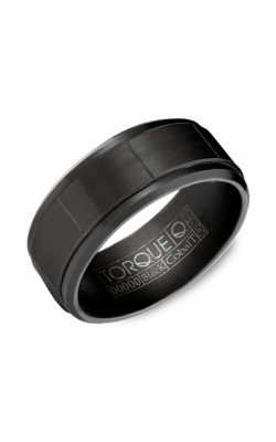 Torque Black Cobalt Wedding Band CBB-2026 product image