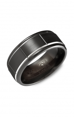 Torque Black Cobalt Wedding Band CBB-2031 product image