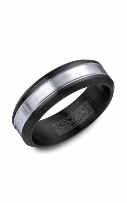 Torque Black Cobalt Wedding Band CBB-2054 product image