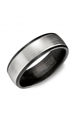 Torque Black Cobalt Wedding Band CBB-7038 product image